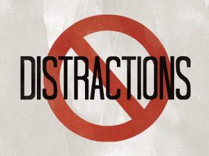 No-distractions